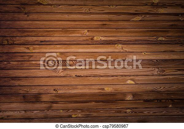 Old grunge wooden background - csp79580987