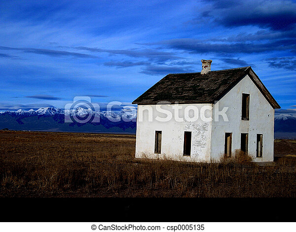 Old house - csp0005135