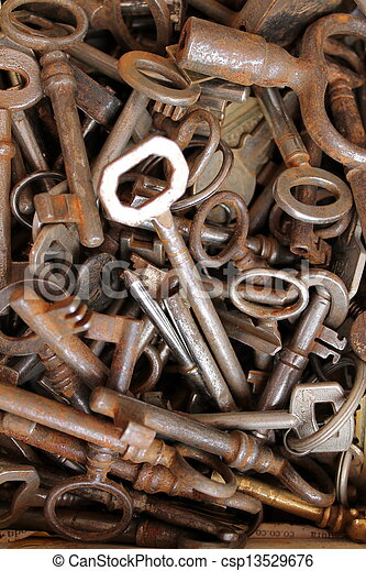 old keys - csp13529676