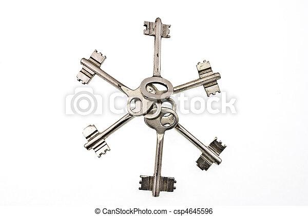 Old keys - csp4645596