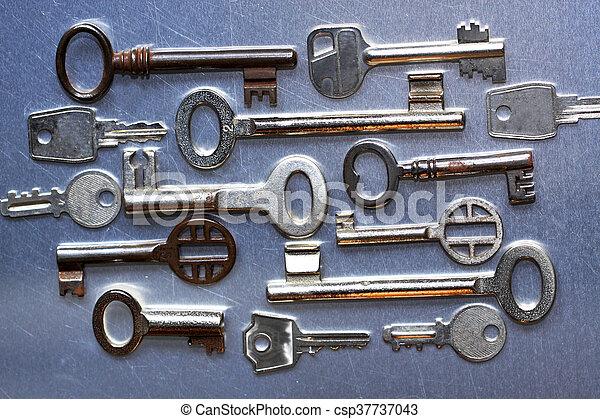 Old keys - csp37737043