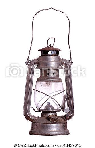 old lamp - csp13439015