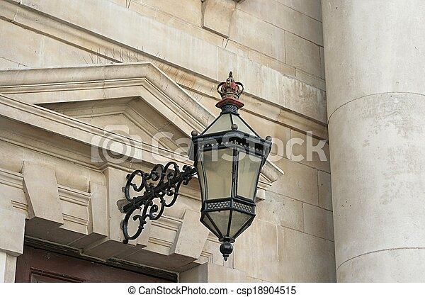 Old lamp - csp18904515
