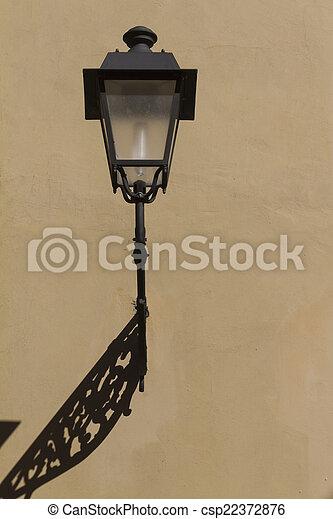 old lamp - csp22372876