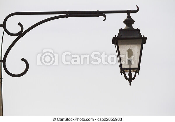 old lamp - csp22855983