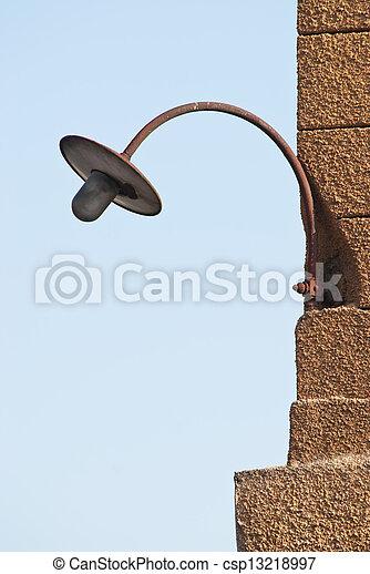 old lamp - csp13218997