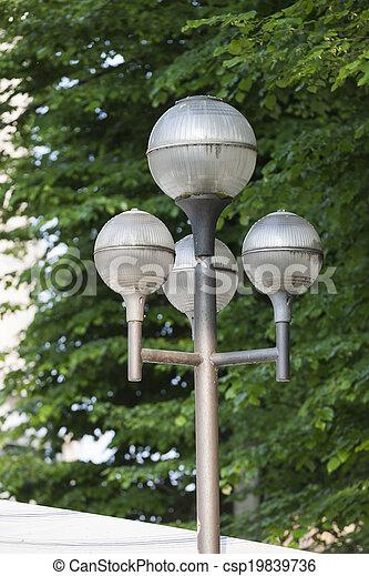 old lamp - csp19839736