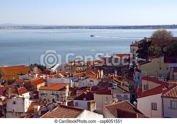 Old Lisbon - csp6051551