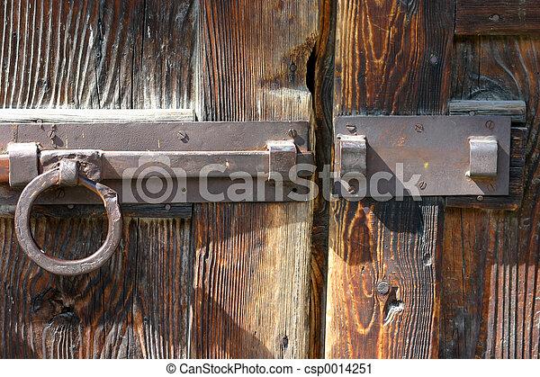 old lock - csp0014251