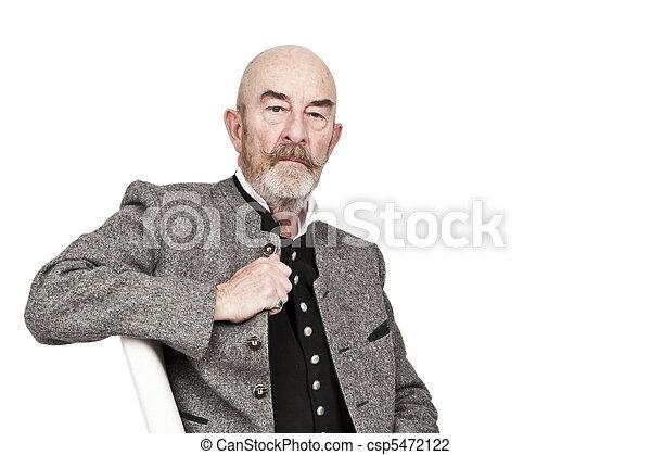 old man - csp5472122