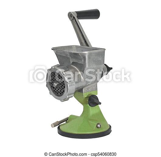 Old manual mincer - csp54060830