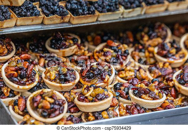 Old market Jerusalem - csp75934429