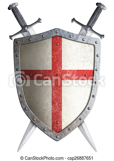 old medieval crusader shield and two crossed swords christian clipart free to use christian clipart free download