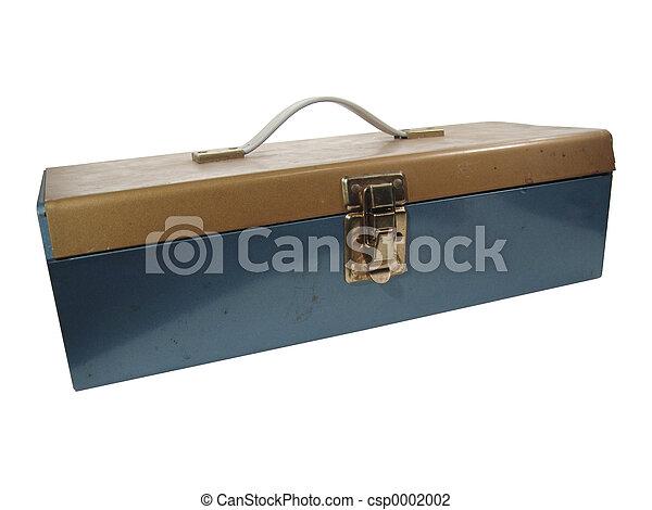 Old Metal Box - csp0002002