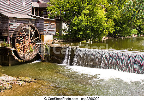 old mill - csp2266022