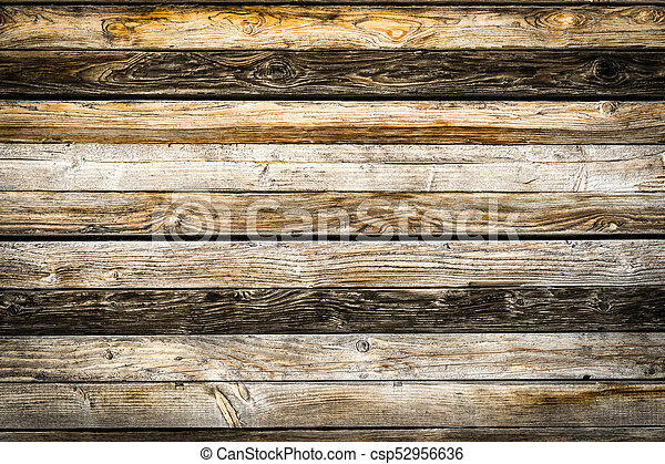 Old Natural Brown Barn Wood Wall Wooden Textured Background Pattern