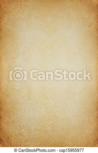Old Paper Background - csp15955977