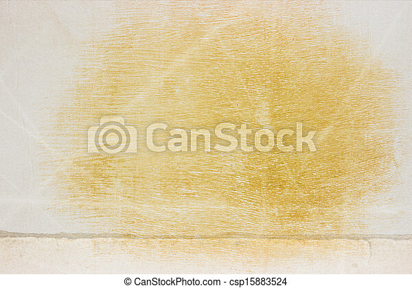 Old Paper Background - csp15883524