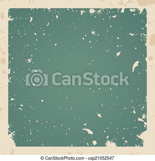 Old paper - csp21052547
