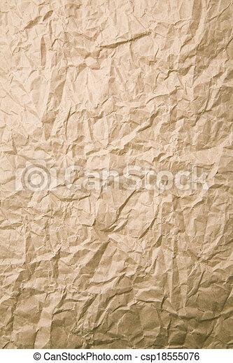 old paper - csp18555076