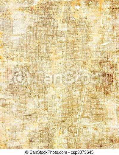 Old paper - csp3073645