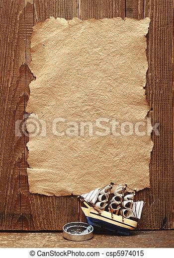 Old paper - csp5974015
