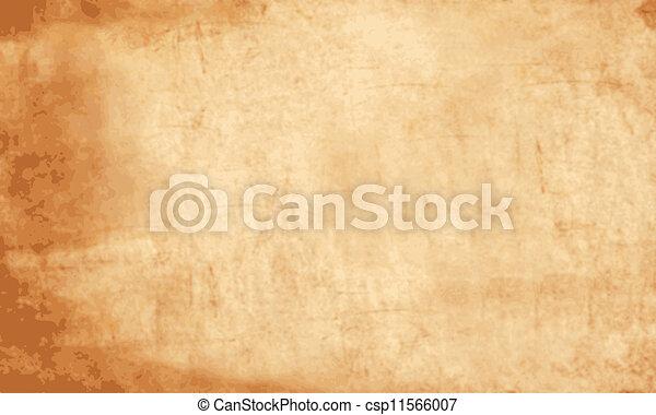 Old Paper - csp11566007