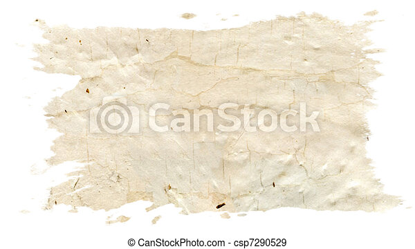 background of old parchment paper texture with a design