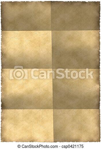 old parchment - csp0421175