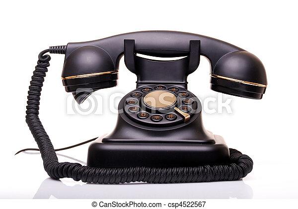 Old Phone - csp4522567