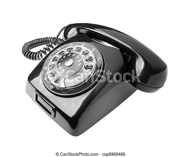 Old phone - csp6969466