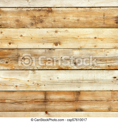 Old pine wood background square format - csp57610017