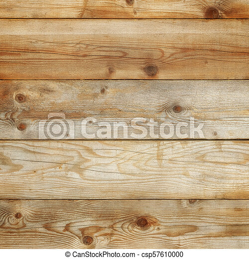 Old pine wood background square format - csp57610000