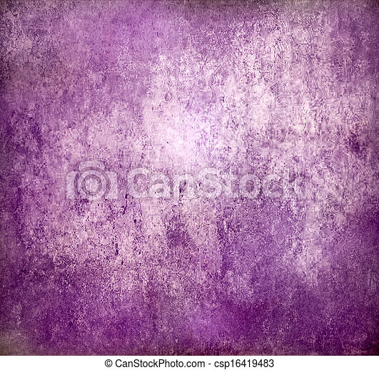 Old pink abstract grunge background - csp16419483