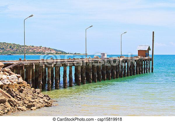 Old Port - csp15819918