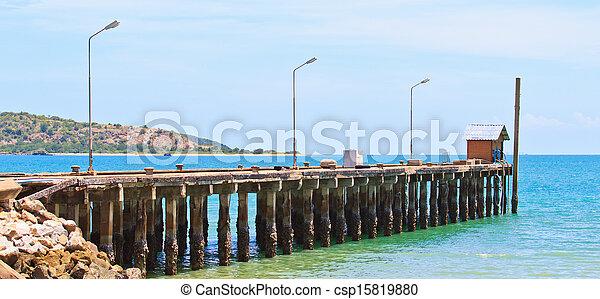 Old Port - csp15819880