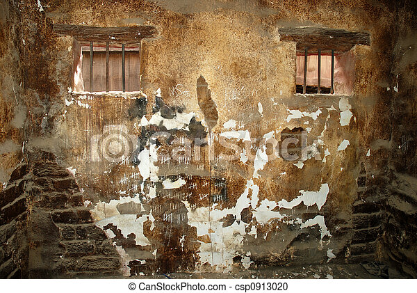 Old prison cell - csp0913020