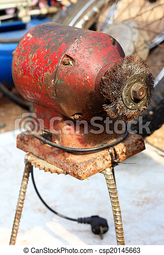 Old pump - csp20145663