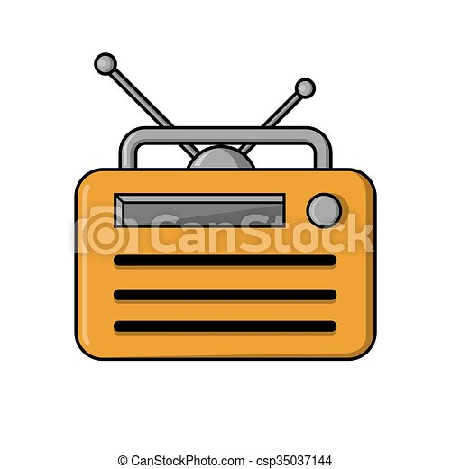 old radio eps vector search clip art illustration drawings and rh canstockphoto com radio clip art free radio clipart png