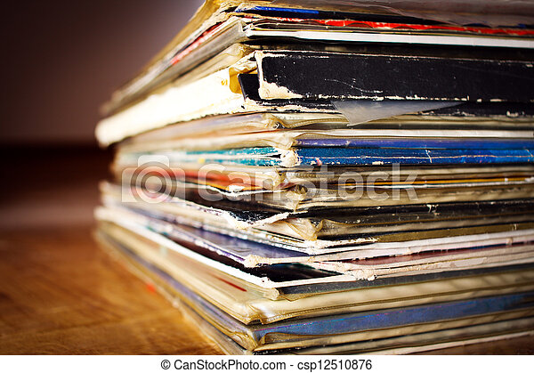 Old records - csp12510876