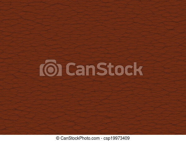 Old Red Leather Texture Wallpaper Pattern