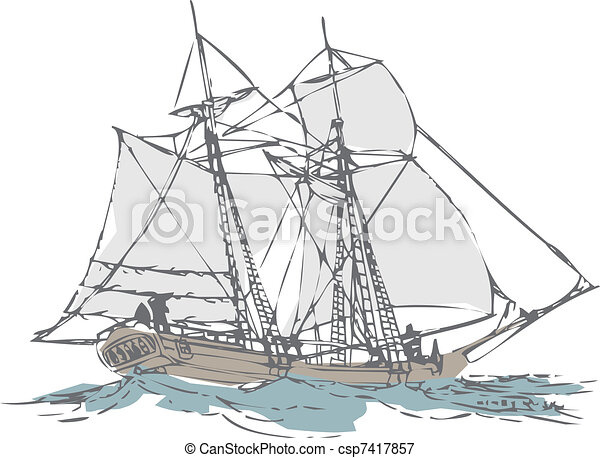 Old Sailboats Diagrams Online Schematic Diagram
