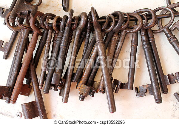 old set of keys - csp13532296