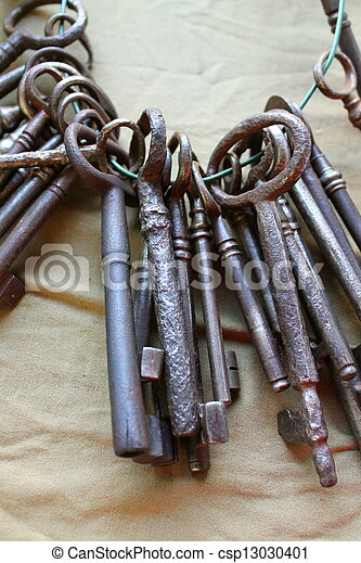 old set of keys - csp13030401