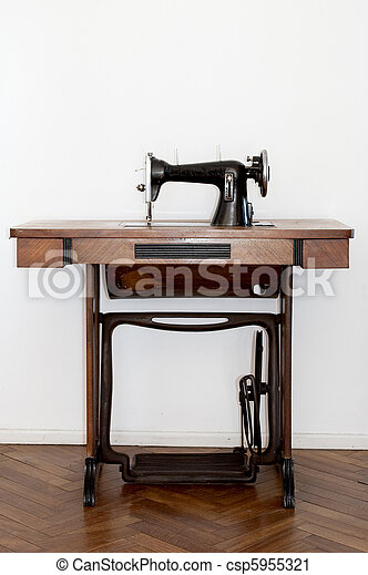 Old Sewing Machine Beauteous Old Sewing Machine