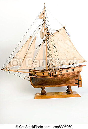 OLD SHIP MODEL - csp8306969