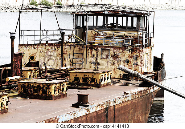 old ship - csp14141413