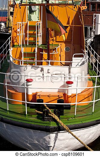 Old ship - csp8109601