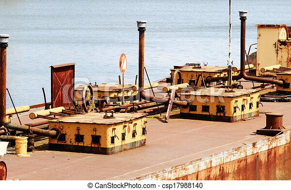 old ship - csp17988140