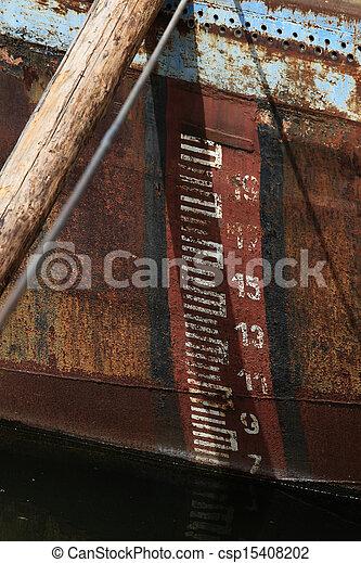 Old ship - csp15408202